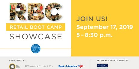 Retail Boot Camp Showcase: Fall 2019 tickets