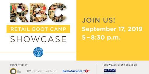 Retail Boot Camp Showcase: Fall 2019