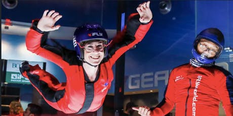 Fly High with net2phone!  Join us for a heart racing Lunch & Learn at iFly tickets