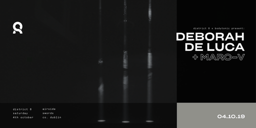 Deborah de Luca  at District 8 //