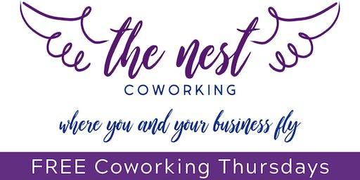 FREE Coworking Thursdays!
