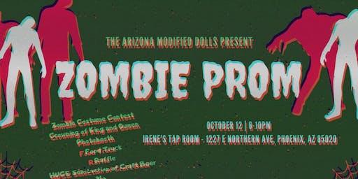 Arizona Modified Dolls Present: Zombie Prom!