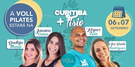 Curitiba + Fisio Pilates ingressos
