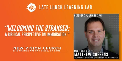 UYC Late Lunch Learning Lab