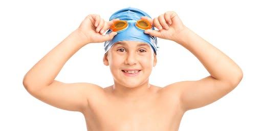 Swim Camp Level 2 August 19th - 23rd 10am