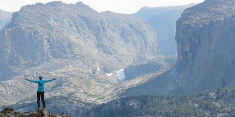 Greater Yellowstone Ecology (GYE) Naturalist Training tickets