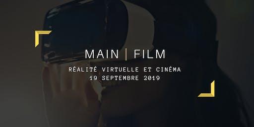 Réalité virtuelle et cinéma