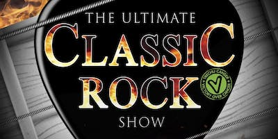 The Ultimate Classic Rock Show (In aid of Velindre Cancer Centre)