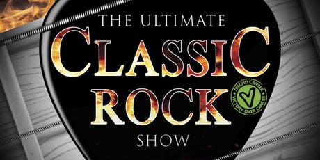 The Ultimate Classic Rock Show (In aid of Velindre Cancer Centre) tickets