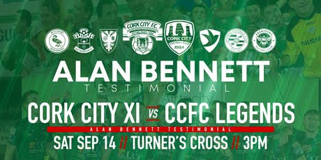 Alan Bennett Testimonial Match tickets