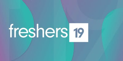 freshers 19 - Official Freshers Week Wristband
