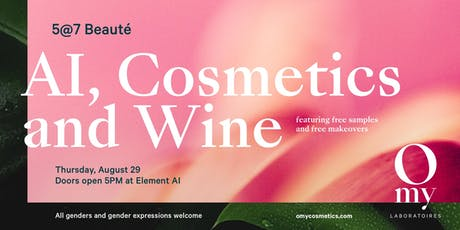 AI, Cosmetics and Wine tickets