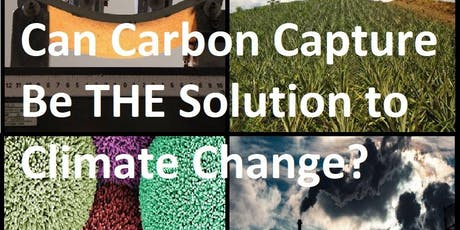 Can Carbon Capture Be THE Solution to Climate Change? tickets