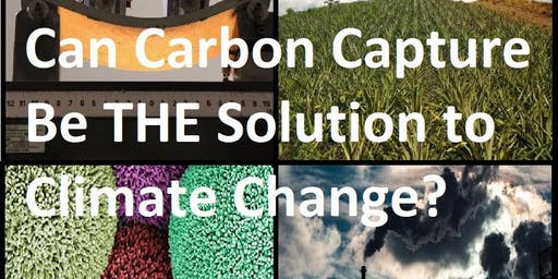 Can Carbon Capture Be THE Solution to Climate Change?