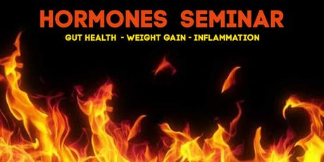 Hormones Seminar: Taming the Flames tickets