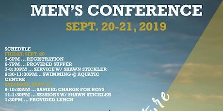 Atlantic District Men's Conference tickets