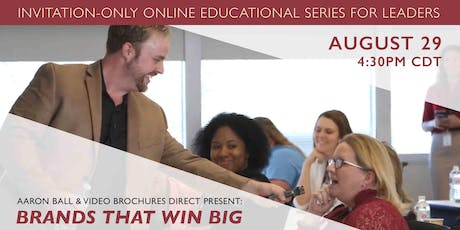 BRANDS THAT WIN BIG: WEB EDUCATION SERIES tickets