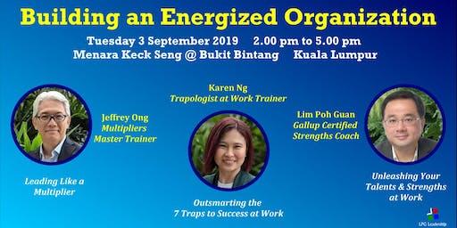 Building an Energized Organization