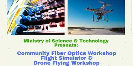 Community Fiber Optics & Aviation Workshop tickets