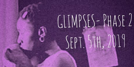 Glimpses/Phase 2- A night of Original Theater tickets