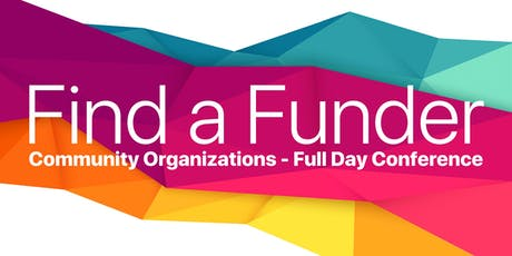 Find a Funder Conference tickets