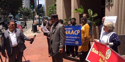 NAACP San Diego vs SD Housing Commission Hearing