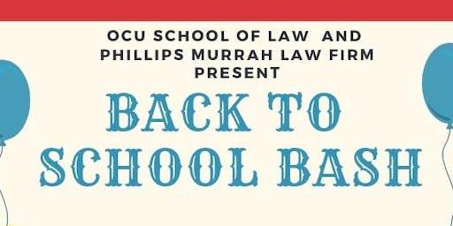 OCU Law Back to School Bash