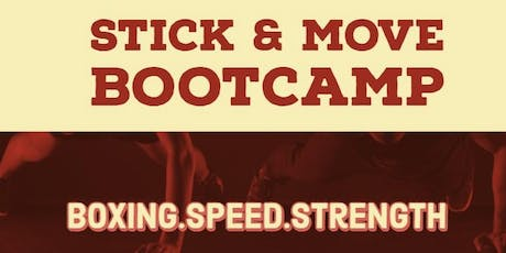 Stick & Move Bootcamp WNY tickets