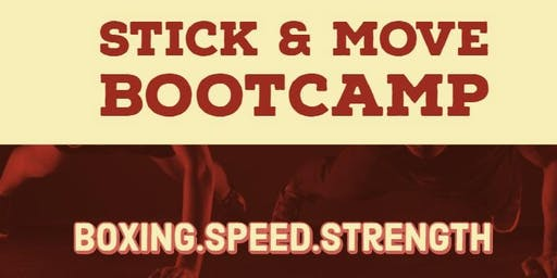 Stick & Move Bootcamp WNY