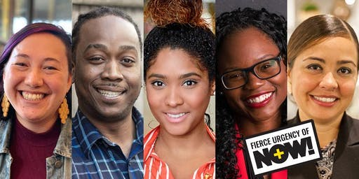 Millennials Rising: Nonprofit POC Leaders-Fierce Urgency of Now!
