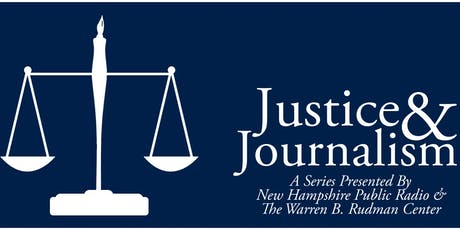 Justice & Journalism - with Domenico Montanaro  tickets