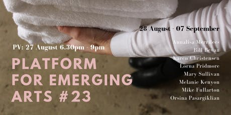 Platform for Emerging Arts # 23   Private View tickets