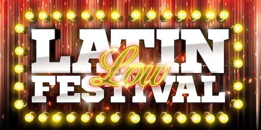 Latin Low Festival en La Cábila