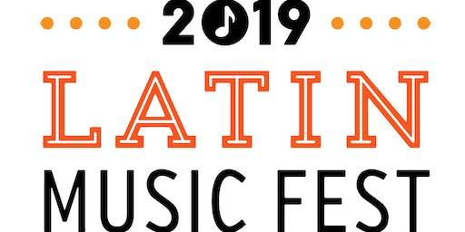 LATIN MUSIC FEST - 2019