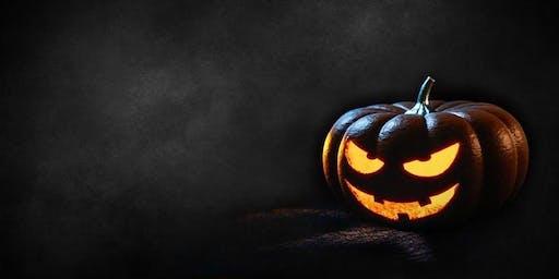 Trick or Treat: Hallowe'en Tasting