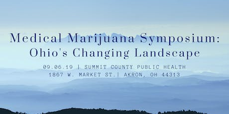 Medical Marijuana Symposium tickets