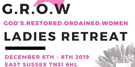 G.R.O.W LADIES RETREAT