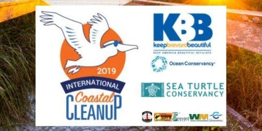 2019 International Coastal Cleanup - Barrier Island Sanctuary