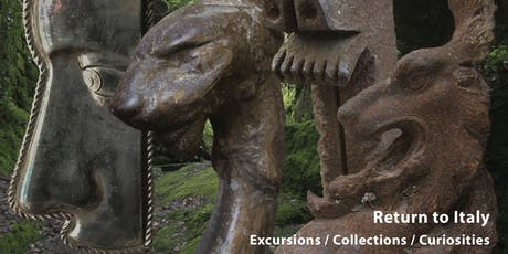 Return to Italy: Excursions / Collections / Curiosities tickets