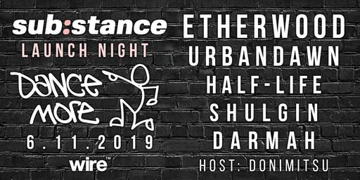 sub:stance Leeds Launch - Etherwood, Urbandawn