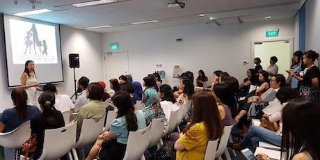 女人讲座会:如何以最低的成本开始一个全球网上生意(即使你没经验,也不擅长电脑) tickets