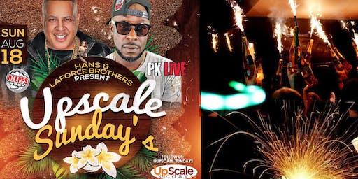 Upscale Sundays - Afrobeat - Kompa - Reggae - Hip Hop  by Celebrity DJS