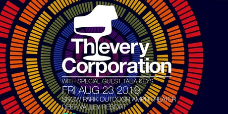 Thievery Corporation with Special Guest Talia Keys tickets