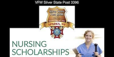 Jerry Lassari VA Nursing Scholarship Dinner - VFW Silver State Post 3396