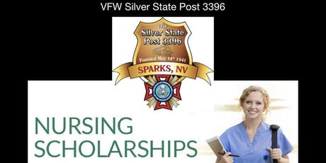 Jerry Lassari VA Nursing Scholarship Dinner - VFW Silver State Post 3396 tickets