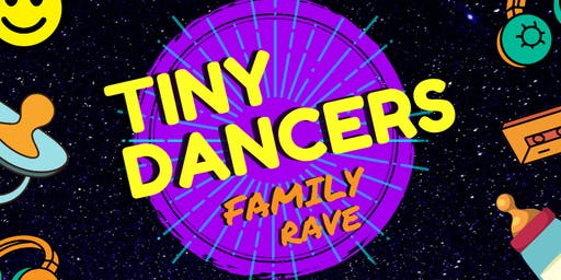 TINY DANCERS FAMILY RAVE - WIMBLEDON - HALLOWEEN SPECIAL