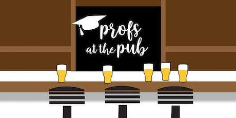 September Profs at  the Pub tickets