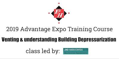 JAD Training - Advantage Expo 2019