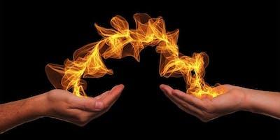 Usui/Holy Fire® III Reiki 1 and 2 Training