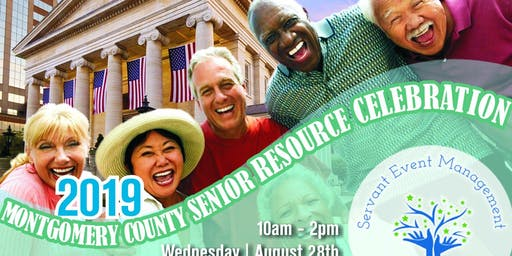 2019 Montgomery County Senior Resource Celebration